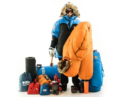 What to bring for Fjällräven Polar