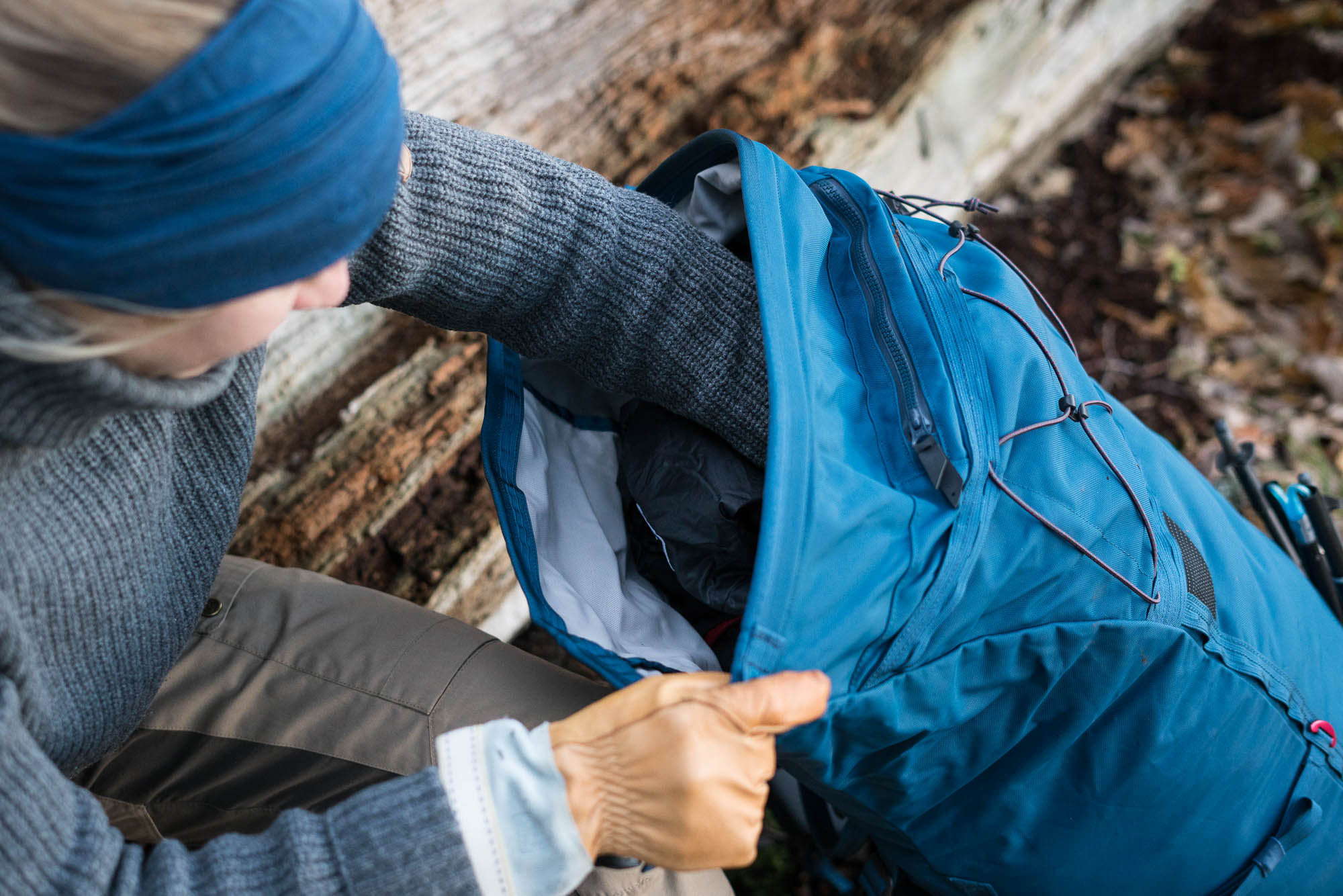 Klättermusen Grip Backpack 60l
