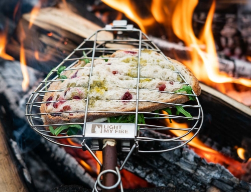 Grandpa's FireGrill – ToastAway