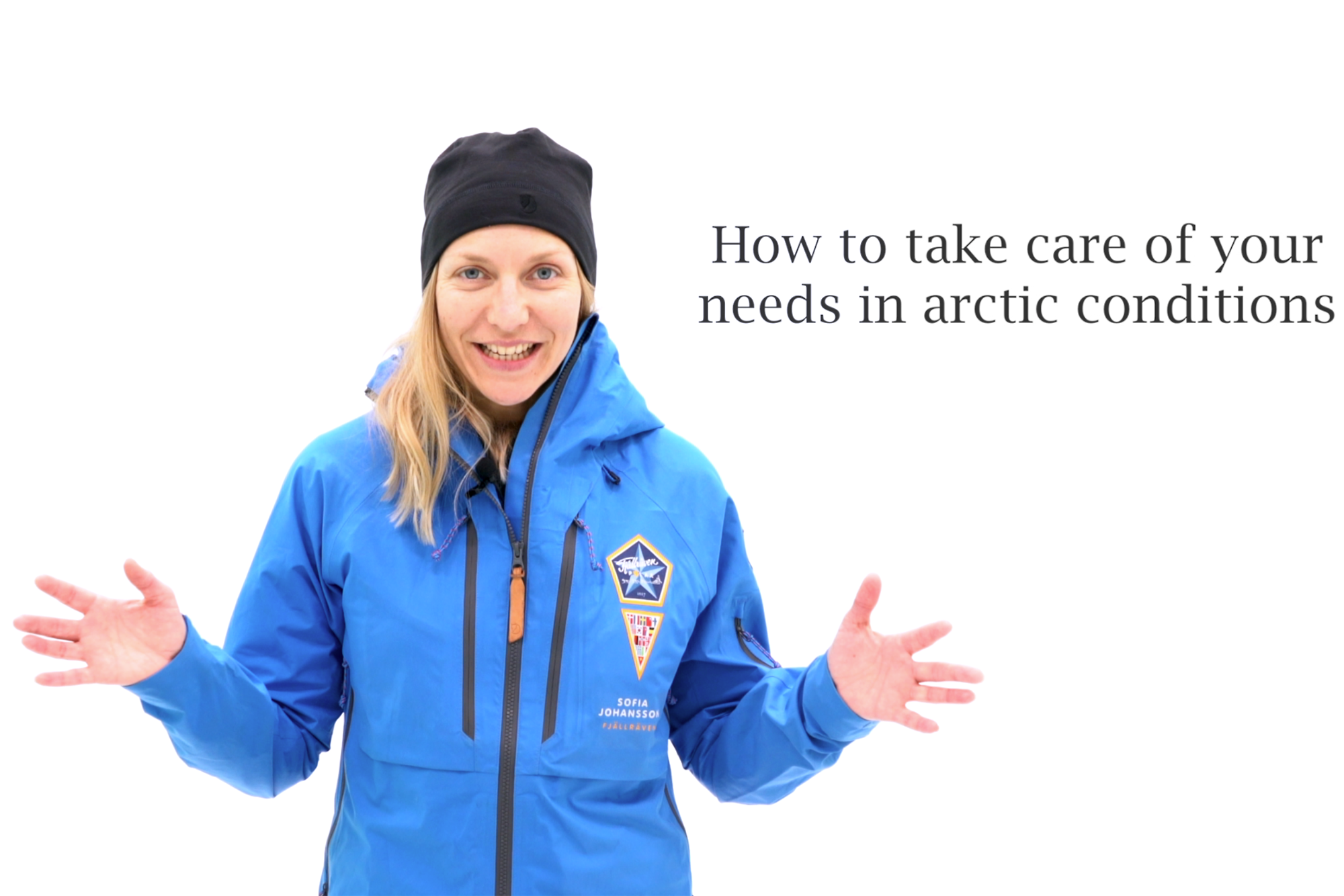 In case of emergency – How to take care of your needs during Fjällräven Polar