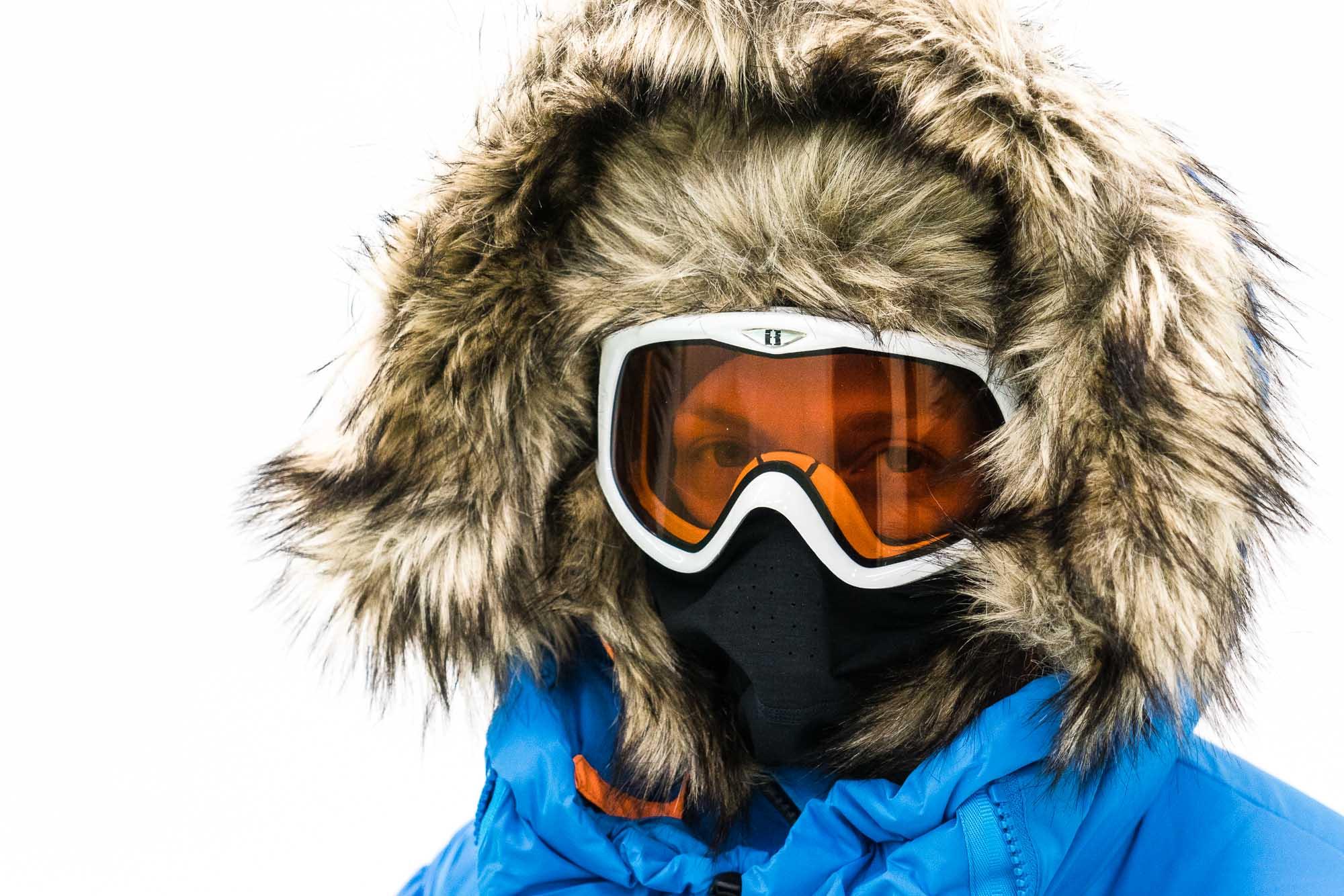 Get dressed for Fjällräven Polar 2018 – The clothing