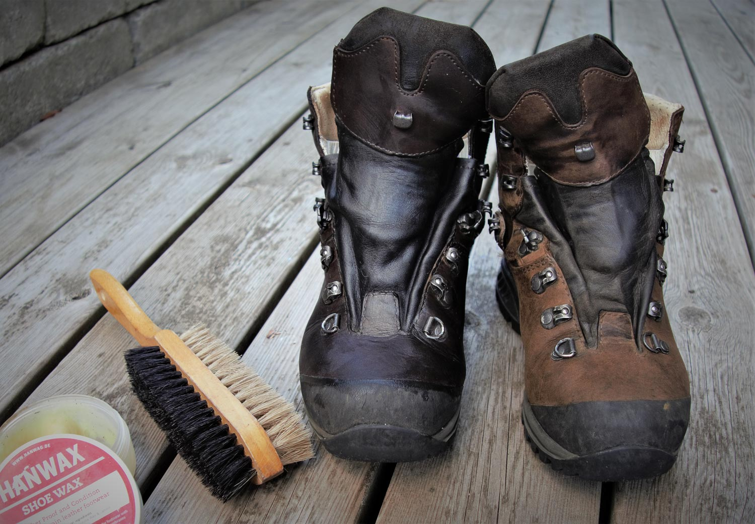 How to take care of your leather boots